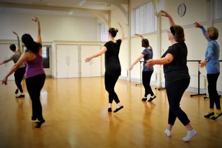 Adult Ballet Improver Class