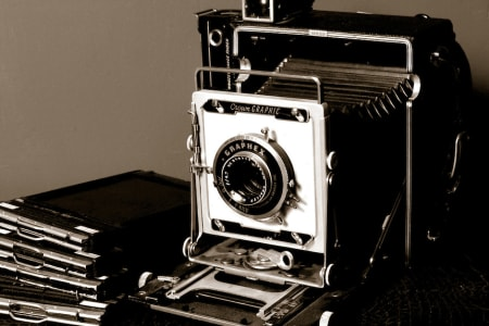 Direct Positive Large Format Darkroom Photography
