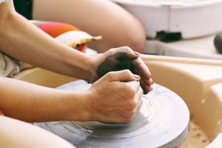 Pottery - Learn to make a mug