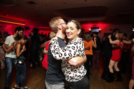 Kizomba Classes - Advanced Level