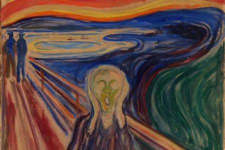 Paint The Scream + Wine!