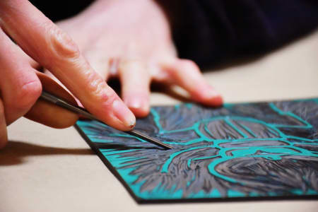 Evening Printmaking Course: Basic to Intermediate
