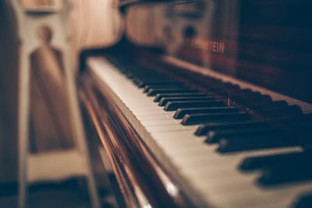 Intermediate Jazz Piano Lessons with The London Piano Institute
