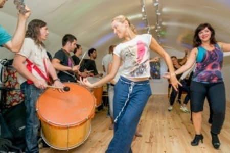 Intermediate Salsa Course