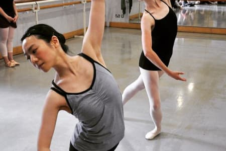 Level 1 Ballet Course for Adult Beginners