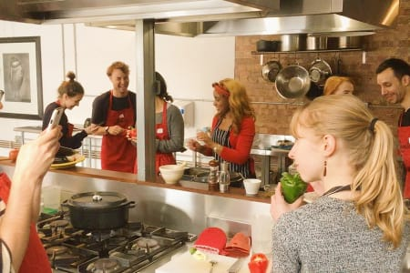 Corporate Contemporary African Cookery Class