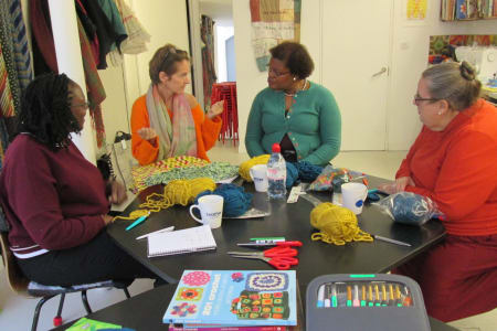 Next Steps in Crochet with Tone Ward : Full Day