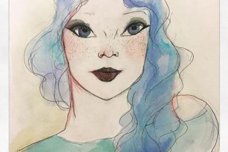 Teen Illustration Tuesday Art Club