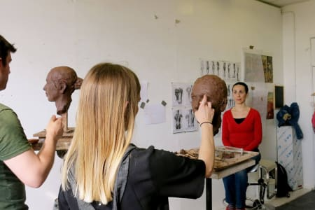 Portrait Masterclass - The Figurative Sculpture School