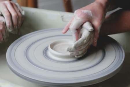 Ceramics on the Wheel with Amanda Cotton