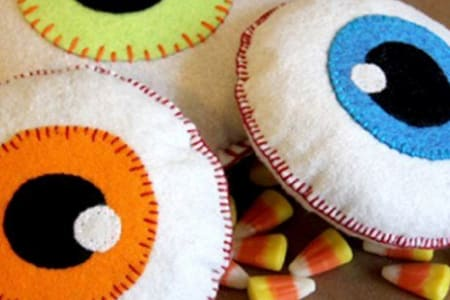 Kids Holiday Spooky Sewing Club
