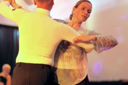 Techincal Latin Dance