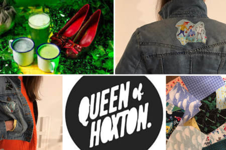 M.Y.O x Queen of Hoxton - Upcycle your denim - Wizard of Oz themed