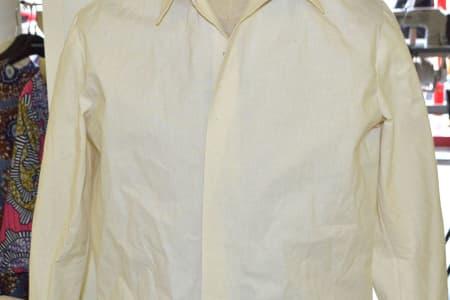 Bespoke Tailoring – Classic Tailored Shirt