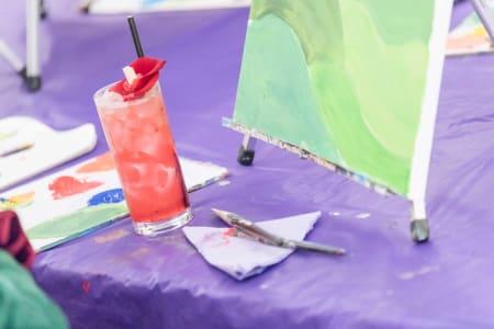 Cocktails & Canvas!