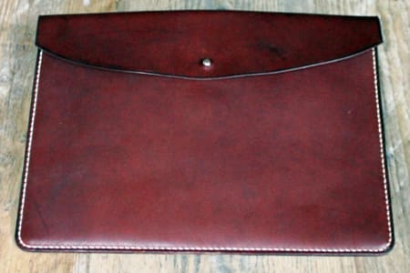 Leather Workshop - Make an i-Pad Case or Folio