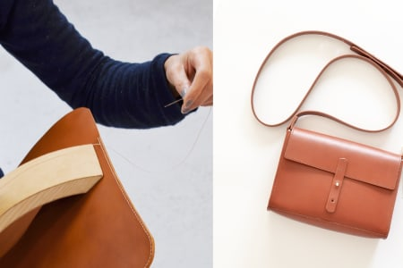 Advanced Leather Craft Workshop with a Leather Artisan