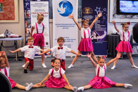 Kids Commercial Dance class (7-11 year olds)