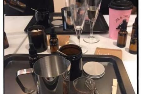 Essential Oil Candle Making Class
