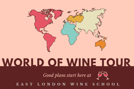 World on Wine - 8 week Tour