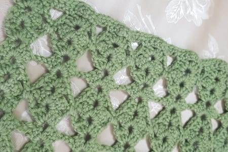 Crochet- Beginner's Level 2