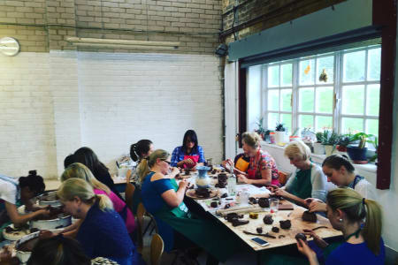 Pottery Beginners Course - 4 weeks