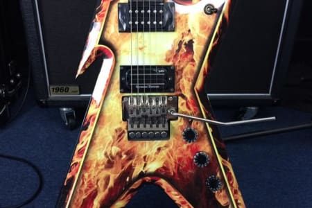 Intermediate Rock Guitar Lessons with AxegrinderUK