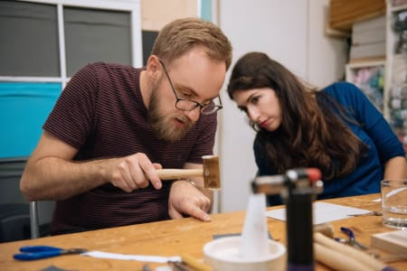 Half Day Intensive Jewellery Making Workshop at Obby East Village