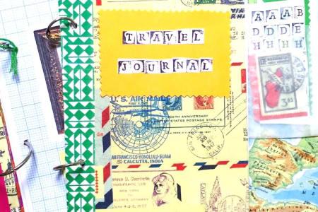 Family Workshop: Travel Journal