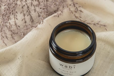 Calm Balm workshop with Wabi Skincare @ Form Life Store, Manchester