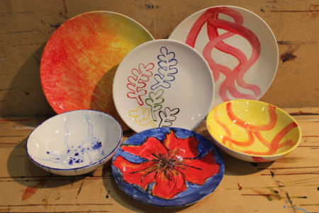 Paint Bisque Ceramics