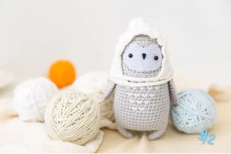 Amigurumi Crochet Workshop
