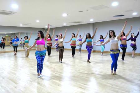 Belly Dance Class Level 4