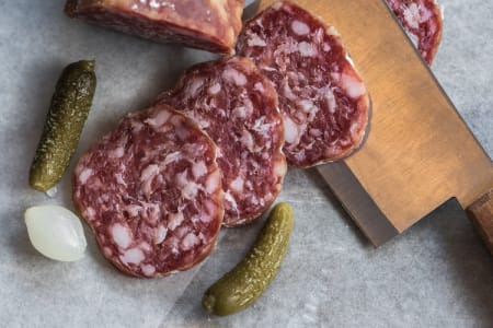 Salami Session - the art and craft of air dried sausage making