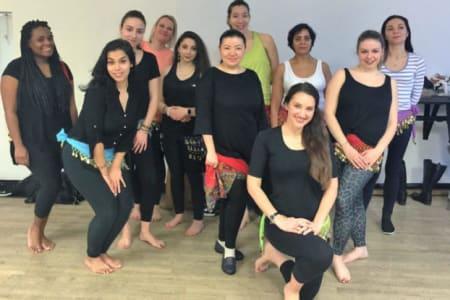 Belly Dance Taster Class