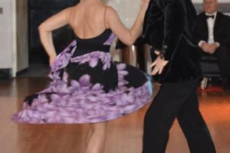 Ballroom and Latin Dance Class