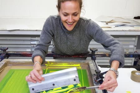 Screenprinting Two-Day Intensive Course