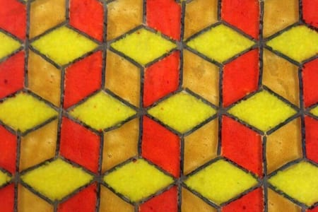 Glaze your own Moroccan Ceramic Tiles