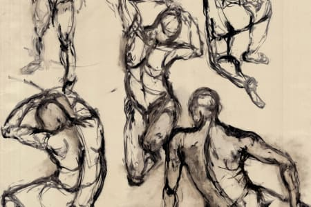 Drop-in sessions Life Drawing with Daniela Galan