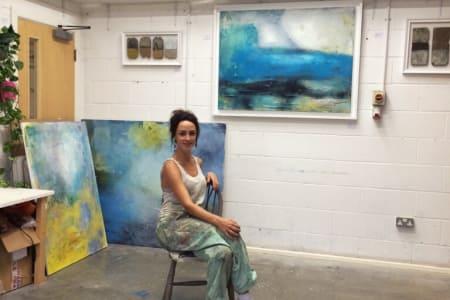 Paint with Georgie Saturdays