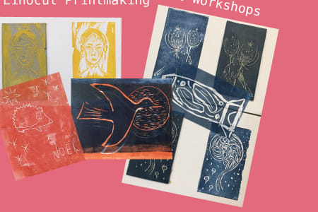 Lino cut for beginners