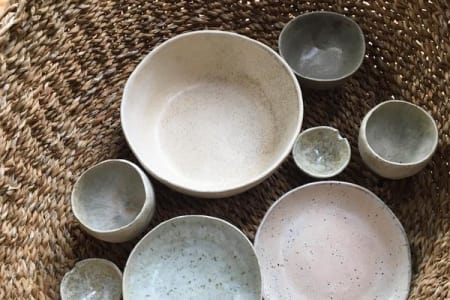 Introduction to Hand-Built Ceramics