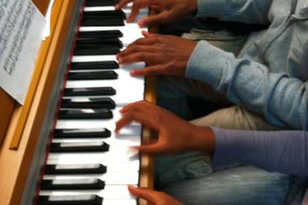 Beginners Group Piano Lessons