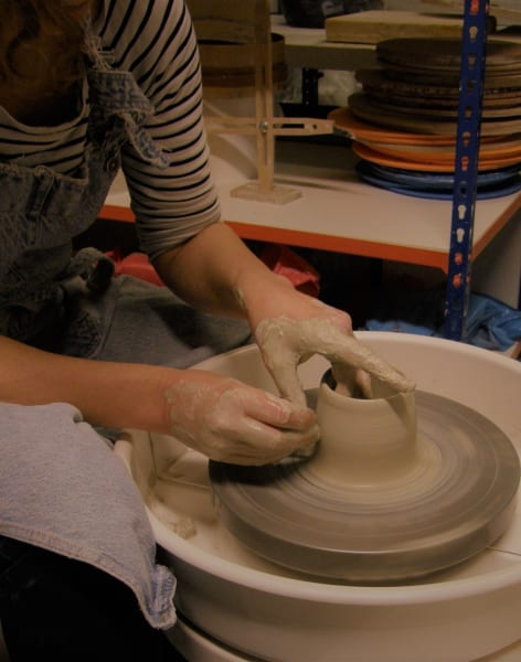 All Day Saturday Pottery Workshop for Beginners or Improvers by Kerry Hastings Ceramics - art in London