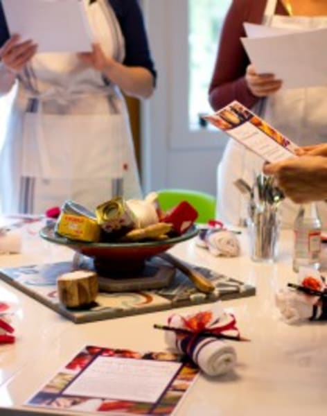 Moroccan Feast Class taught by Professional Chef by Heirlooms & Wooden Spoons - food in London