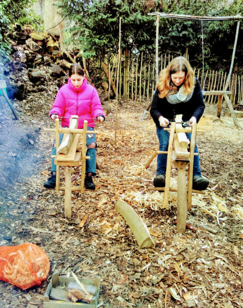 Family Whittling Workshop - 13-18 yrs by London Green Wood - crafts in London