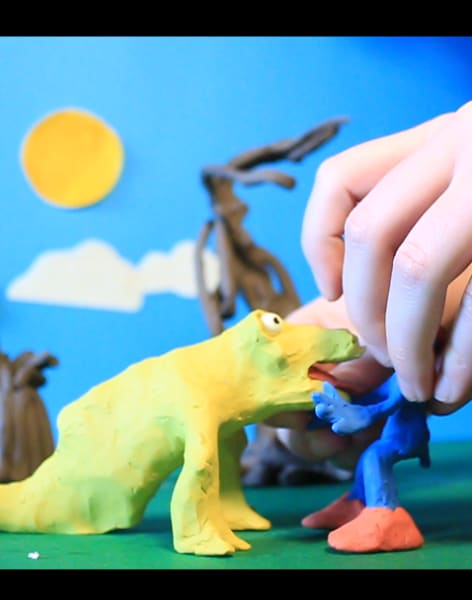 Children's Stop-Motion Animation Workshop by Ctrl+ART+Dlt - art in London