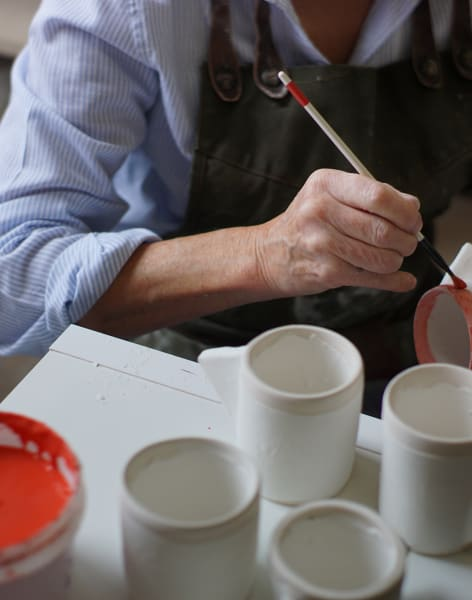 Pottery Class on the Wheel - Monday Evening by Clover & Emilia Pottery - art in London
