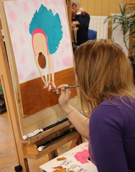 Oil Painting Course for Beginners by Richmond School of Painting - art in London