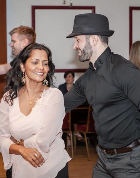 Salsa - Intermediate Class by FK Dance - dance in London